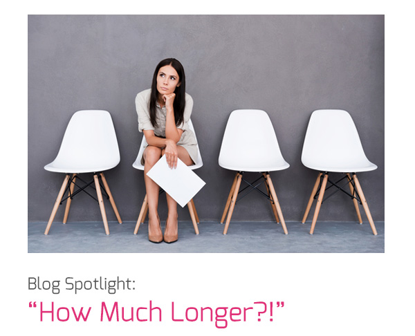 Blog of the Month: How Much Longer?!