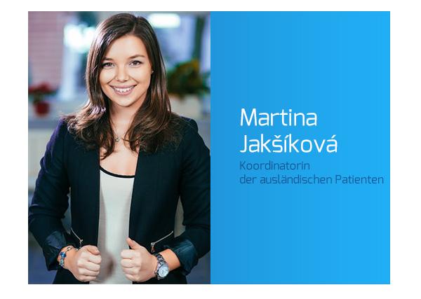 MARTINA JAKŠÍKOVÁ