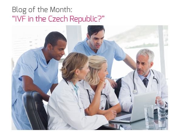 Blog of the Month: 'IVF in the Czech Republic?'