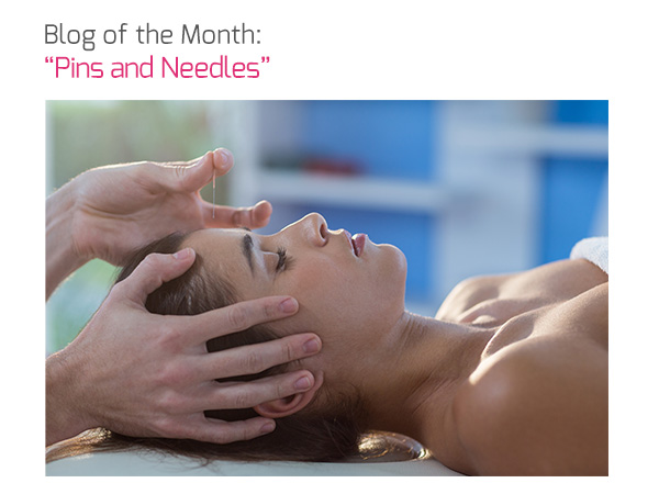 Blog of the Month: 'De-stress for IVF'