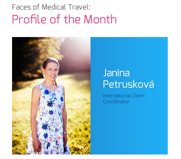 Faces of Medical Travel: Profile of the Month