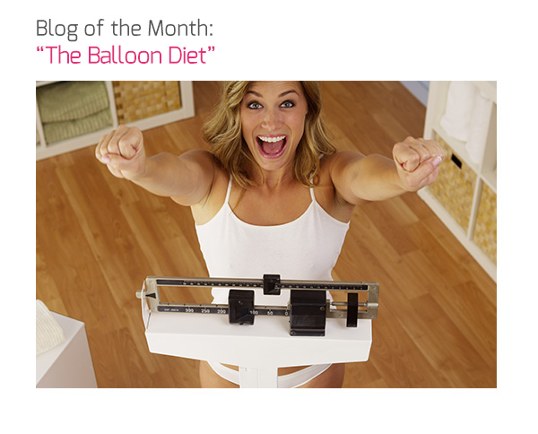 Blog of the Month: `The Balloon Diet`