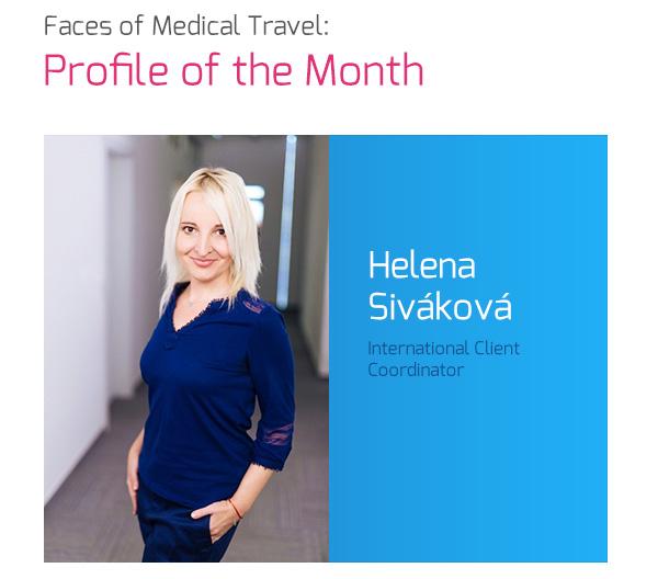 Faces of Medical Travel: Marie Glavanakovová, International Client Coordinator