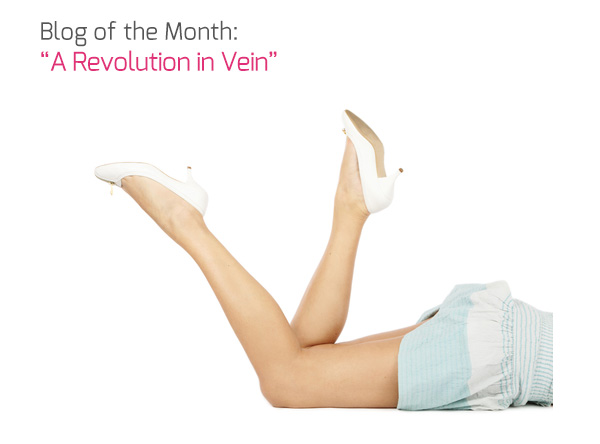 Blog of the Month: 'A Revolution in Vein'