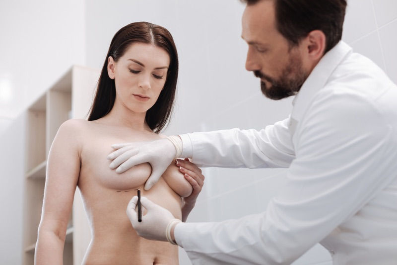 Breast surgery in Prague