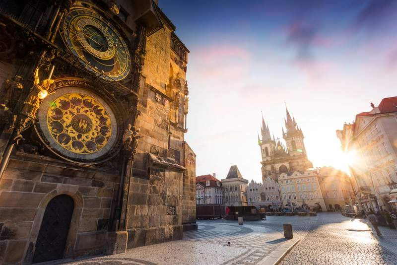 Prague - heart of medical tourism