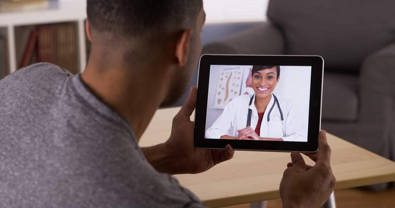 How Technology is Affecting Medical Tourism Skype call with Doctor