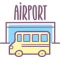 Kostenlos Flughafen abholen
