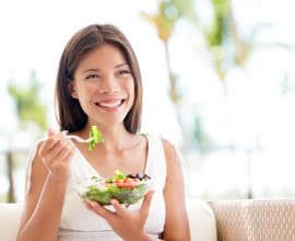 What diet should IVF patients follow for success?